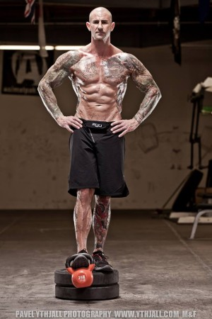 Jim Stoppani Shred JYM