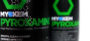 Pyroxamine blur