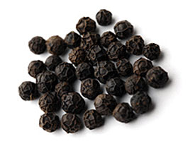 Black pepper extract is amazing for increasing digestive function.