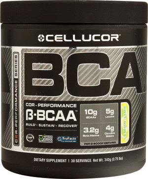 Women love the packaging on Cellucor's Beta-BCAA