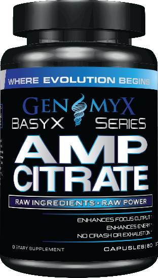 Genomyx AMP Citrate