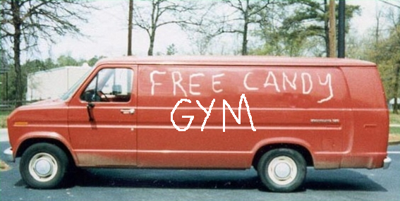 USP Labs Gym Candy