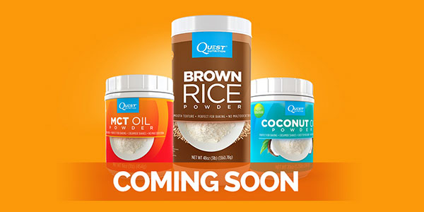 Quest Brown Rice Powder