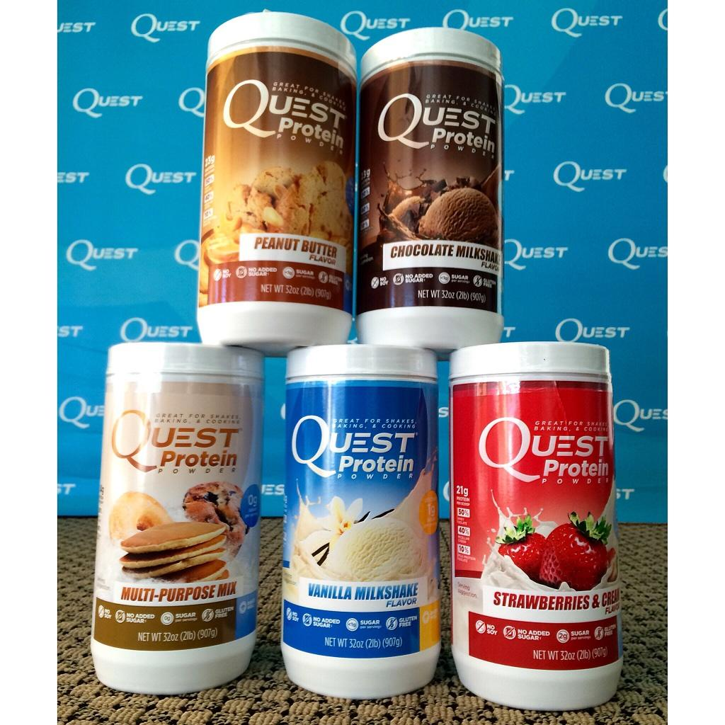 Quest Protein Powder is Here… and the Price is Right!