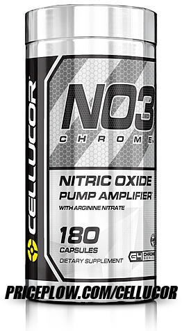 Cellucor NO3 Chrome New Formula