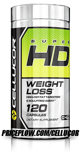 Cellucor Super HD New Formula