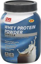 CVS Whey Protein