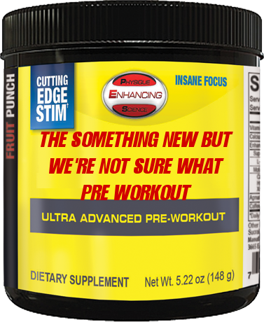 PES New Pre Workout