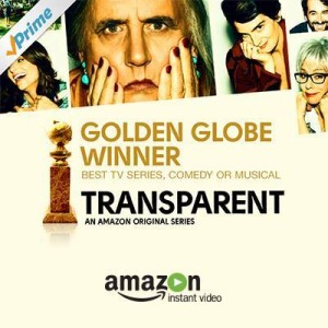 Amazon Prime - Instant Video - Transparent