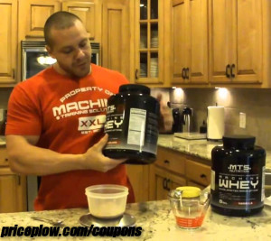 MTS Whey Coupon