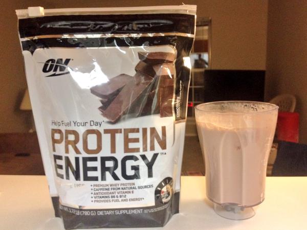 ON Protein Energy Review