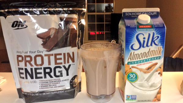 Optimum Nutrition Protein Energy Review