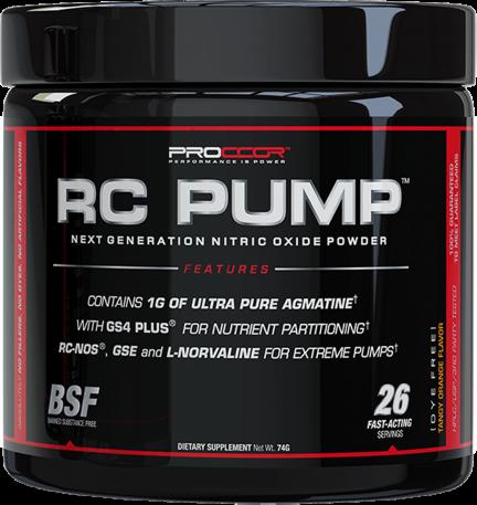 RC Pump