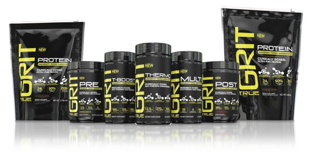 True GRIT Supplements