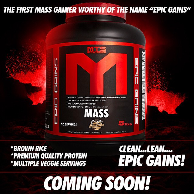 MTS Epic Gains