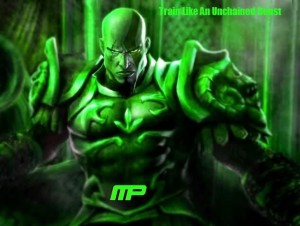 MusclePharm Beast Mode