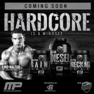 MusclePharm Hardcore Series