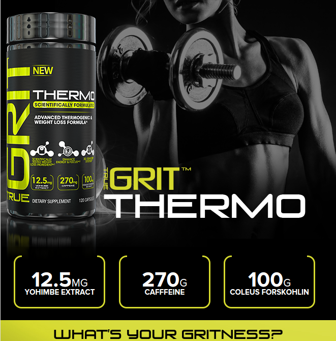 True GRIT Fat Burner