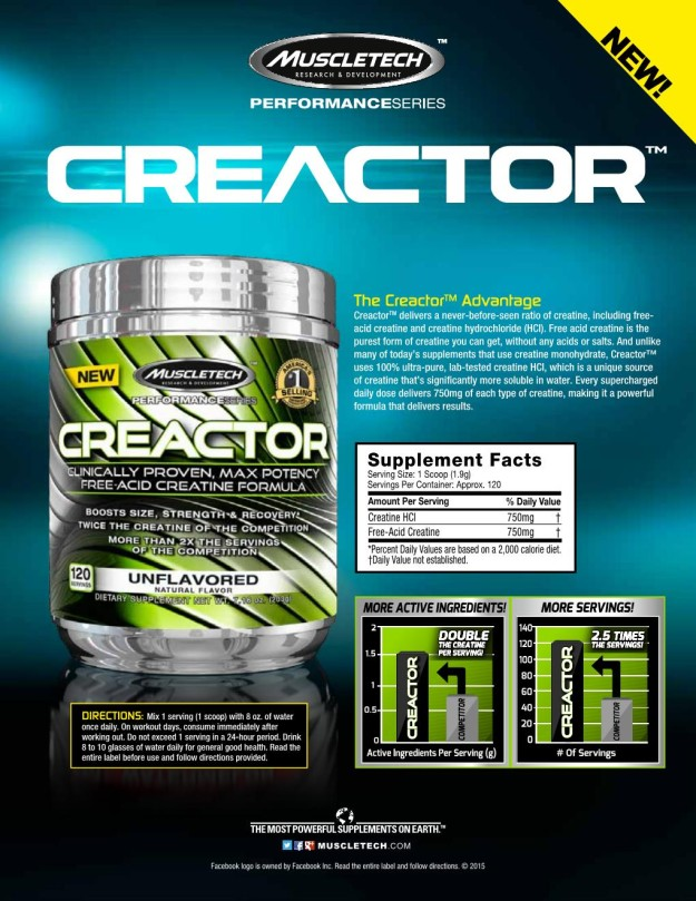 Creactor Review