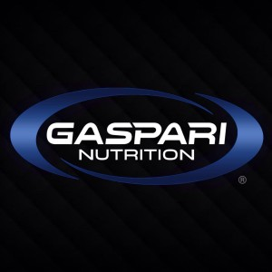 The new Gaspari Nutrition Logo (2015)