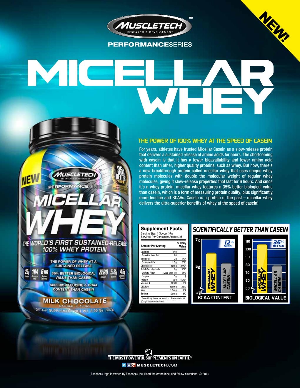 Micellar Whey Review
