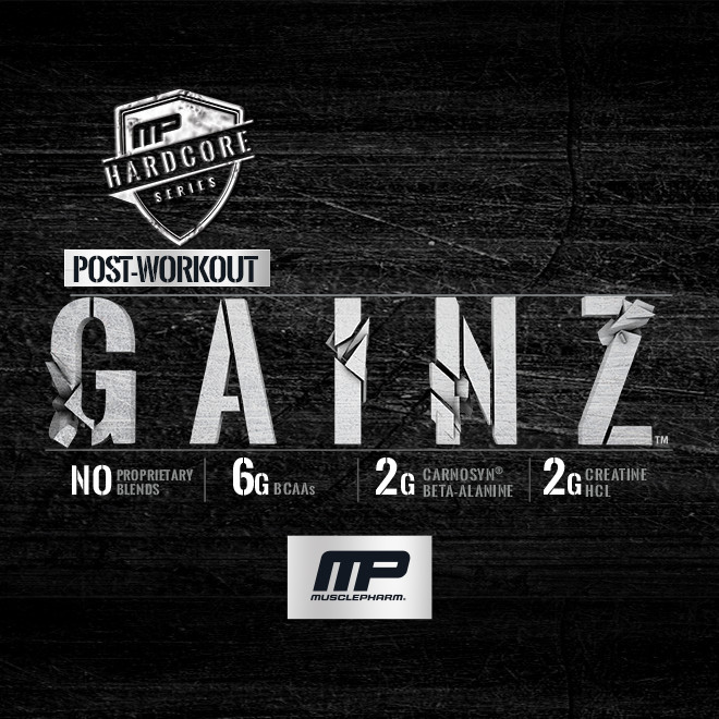 MusclePharm Gainz Review