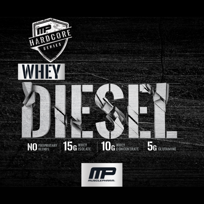 Hardcore Series Whey Diesel