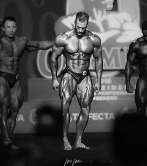 2019 Mr. Olympia Chris Bumstead