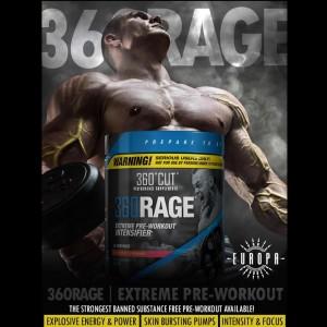 360 Rage 360 Pump Stack