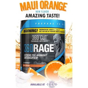 360RAGE Maui Orange