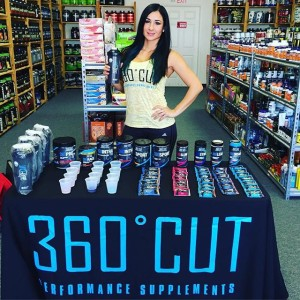 360PUMP is a great addition to a growing line of products from 360CUT that's sure to elevate your performance and physique to the next level.