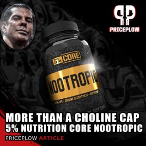 5% Nutrition Core Nootropic