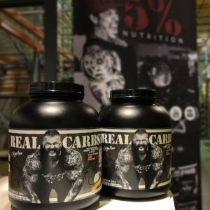 5% Nutrition Real Carbs Supplement