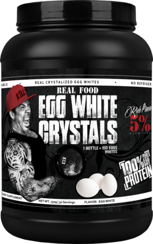 5% Real Food Egg White Crystal