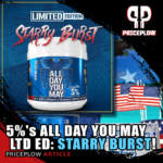 5% Nutrition ALL DAY YOU MAY Starry Burst