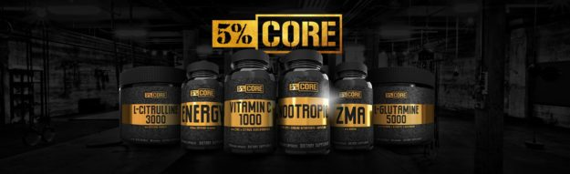 5% Nutrition Core Line