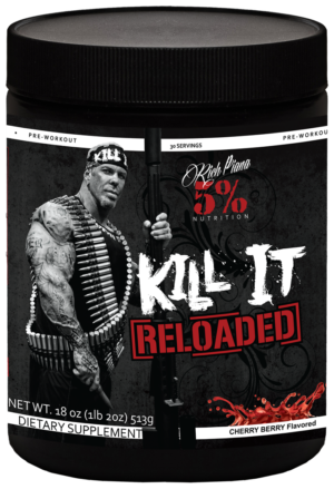 5 Percent Nutrition Kill It Reloaded
