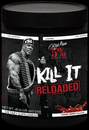 5 Percent Nutrition Kill It Reloaded