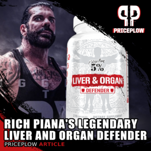 5% Nutrition's Liver & Organ Defender Brings ON Cycle Protection!
