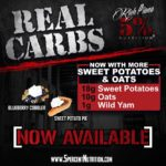 5% Nutrition Nutrition Real Carbs