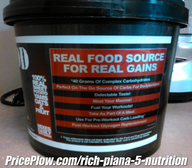 5 Percent Nutrition Real Carbs Review