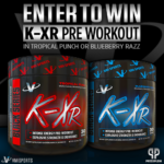 K-XR Giveaway January