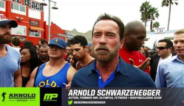 Arnold was not about to resign with MP after tainting his name with bogus products.