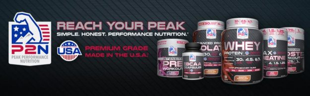 Peak Performance Nutrition is the exclusive private label supplement company for Amazon.
