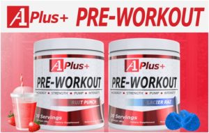 A1 Plus Pre Workout
