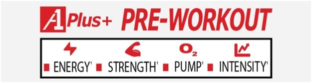 A1 Plus Pre Workout Benefits