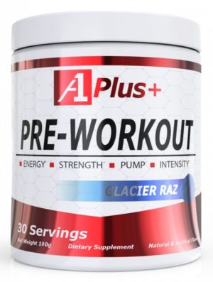 A1 Supplements Pre Workout