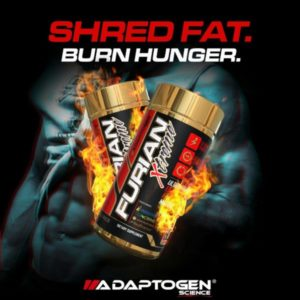 Adaptogen Science Furian Xtreme Burn Fat