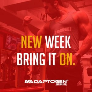 Adaptogen Science New Week