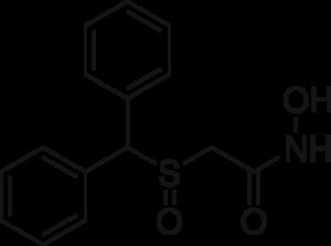 Adrafinil Structure